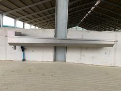 CowPlan stainless steel fast drain water troughs