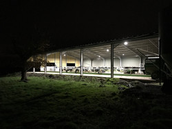 LED cow shed lighting