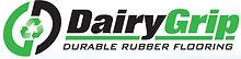 DairyGrip rubber logo