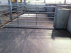 Maternity pen flooring