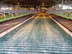 Milk robot unit - Cowcoons and Gel mats - Cow Plan Ltd