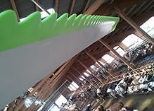 Altra Air HVLS fan blade