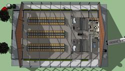 DeLaval sample layout