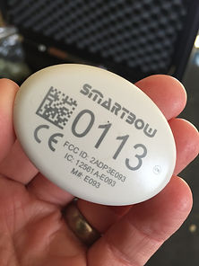 Smartbow ear tag