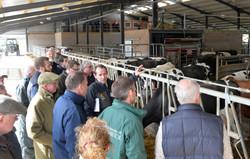 Ivor Davey - presenting to farmers