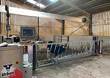 Calf ventilation tube