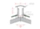 CowPlan ventilation ridge design drawing
