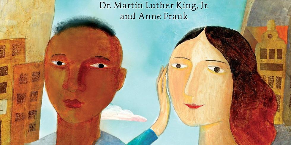 Martin & Anne  Read by author Nancy Churnin