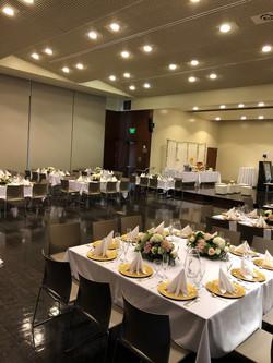 Community Hall Formal Dinner