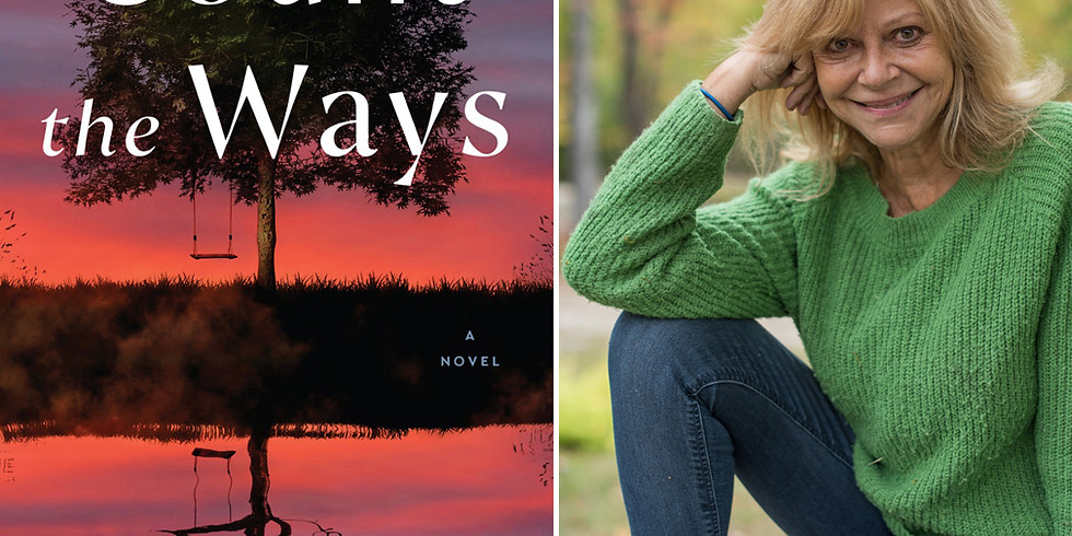 Lafayette Library and Learning Center Foundation Distinguished Speaker Series presents Joyce Maynard: Count The Ways,