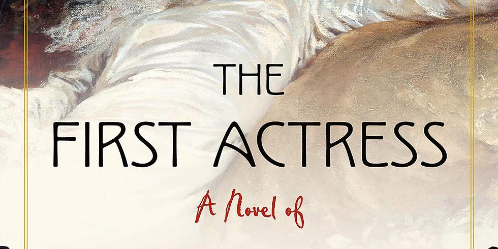 The First Actress: A Novel of Sarah Bernhardt With author C.W. Gortner