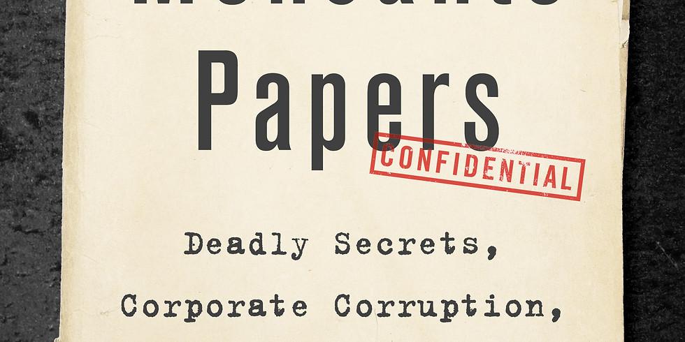 Sweet Thursdays Presents Carey Gillam: The Monsanto Papers