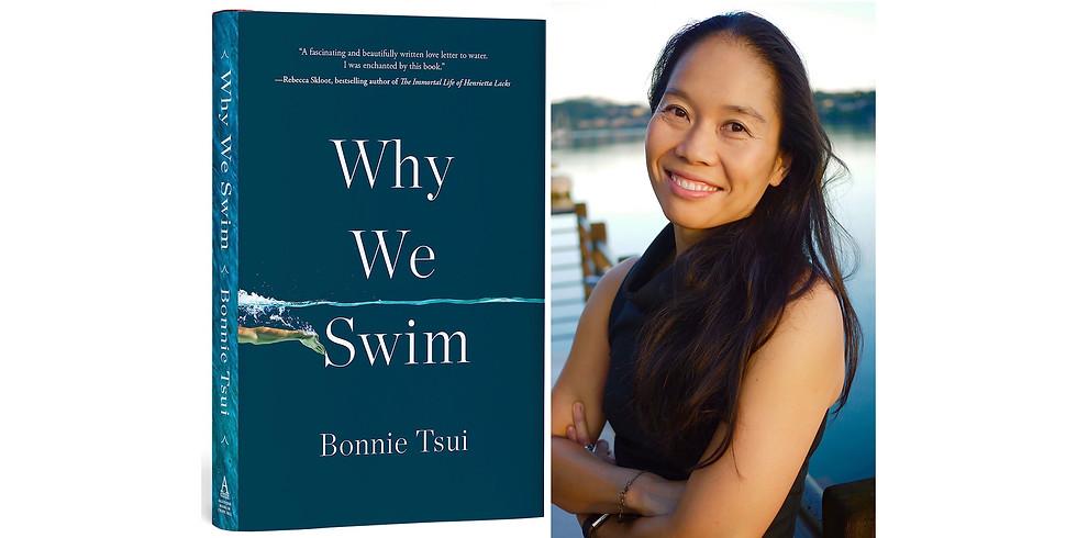Sweet Thursdays presents Bonnie Tsui, author of Why We Swim