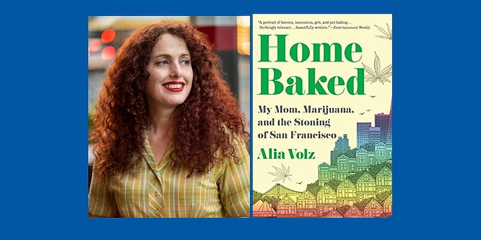 DSS Lafayette Library and Learning Center Foundation presents Alia Volz: In conversation with Beth Lisick