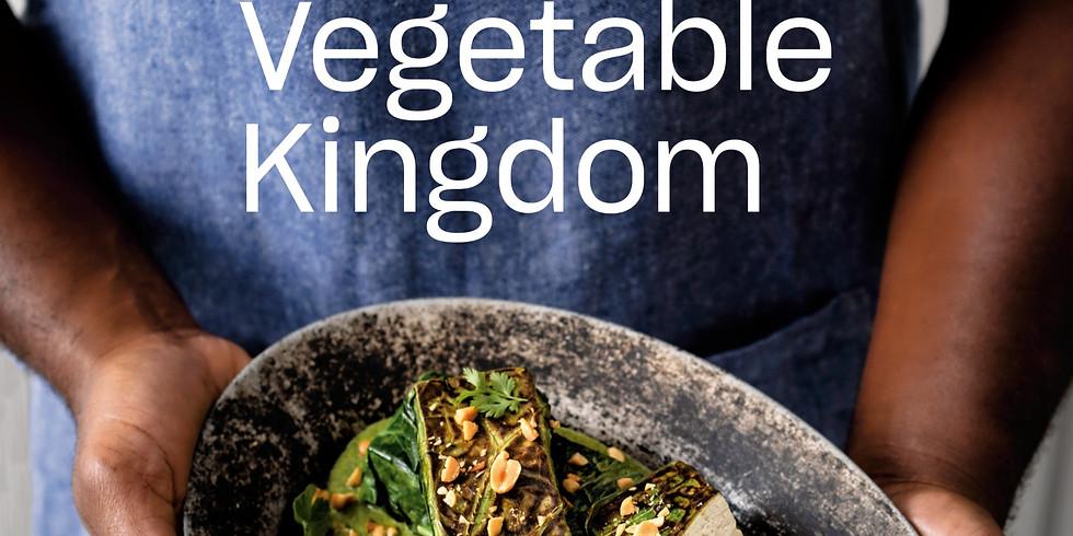 Sweet Thursdays presents  Bryant Terry Vegetable Kingdom:the Abundant World of Vegan Recipes