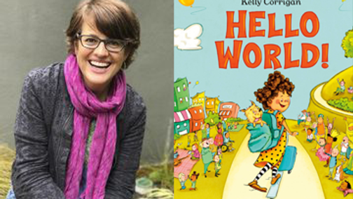Distinguished Speaker Series Presents Kelly Corrigan: Hello World!