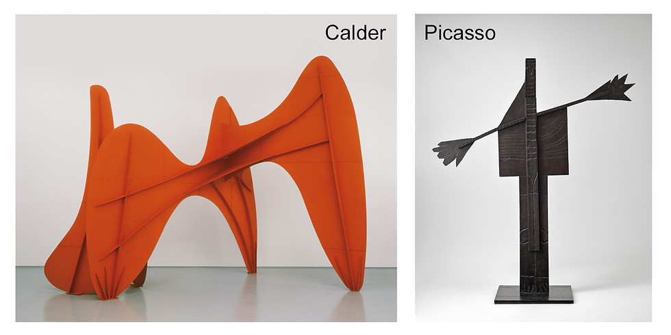 WOW Presents: deYoung Museum -Calder-Picasso