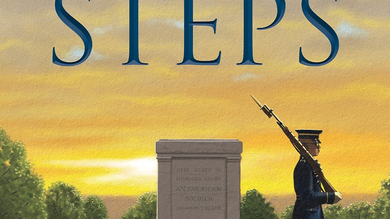 Twenty-One Steps: Guarding the Tomb of the Unknown Soldier  Read by author Jeff Gottesfeld