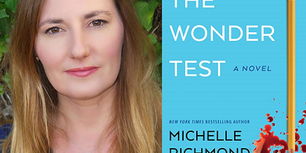 Sweet Thursdays presents Michelle Richmond: The Wonder Test