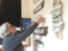 The artist hanging Storm Imogen.jpg