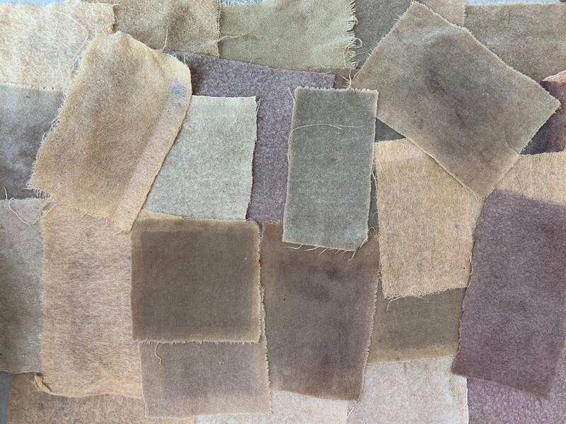 Scrap blanket scraps