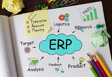 ERP sketchbook