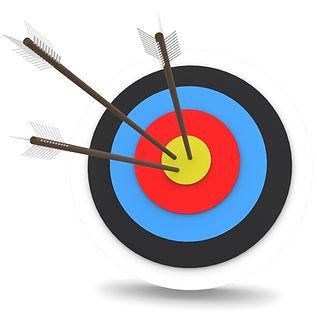 Archery target 3 arrows 1024x1024 - iSto