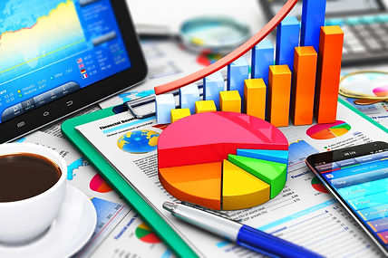 Desktop ERP charts