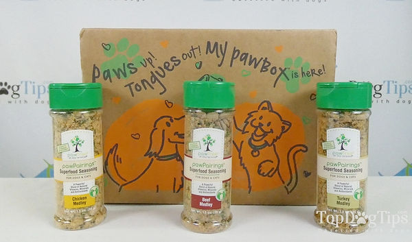 pawTree-pawPairings-Superfood-Seasonings