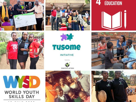 Providing skills for resilient youth in the era of C0VID19 #WYSD2020