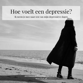 Hoe voelt een depressie?