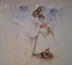 Painel para a Capela Mortuária