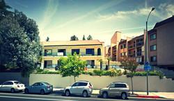 LA CRESCENTA , CA - OFFICE BUILDING