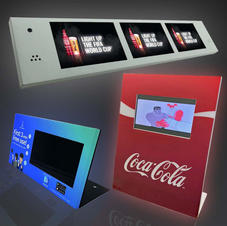 TFT LCD Video Players