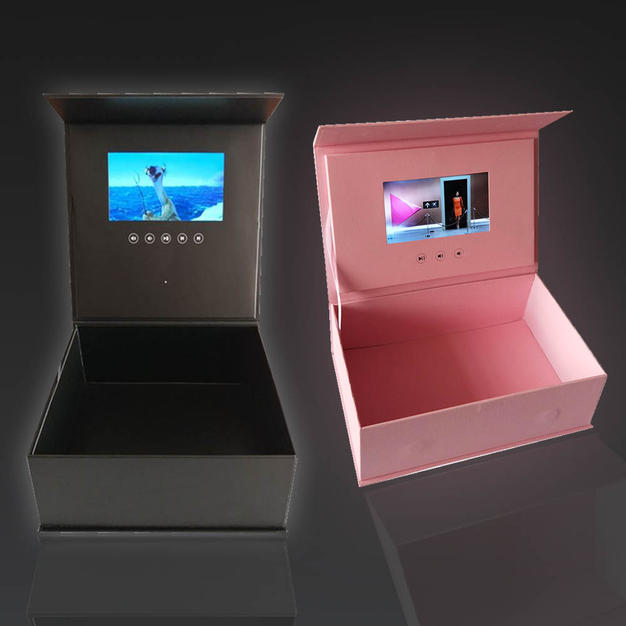 Video Presentation Boxes