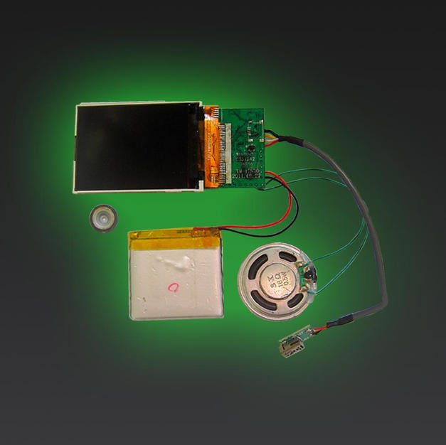 TFT LCD Screen Players