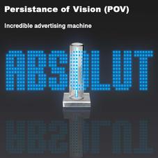 POV LED Light Module