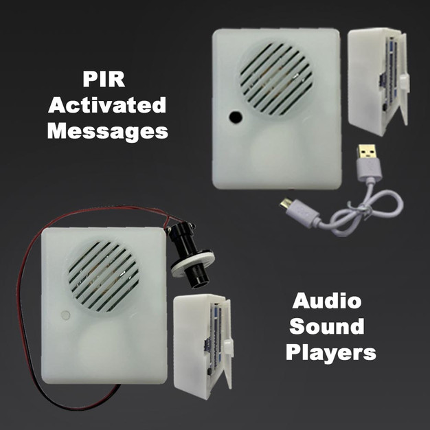 Audio Box Sound Player PIR
