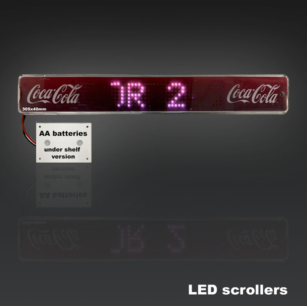 LED Mini Scroller