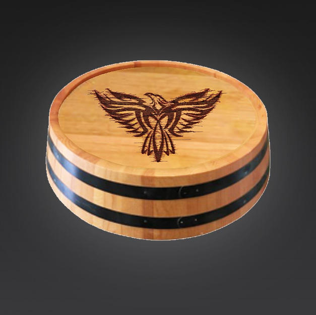 Handmade Wooden Barrels