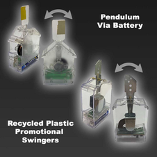 Battery Promotional Pendulum