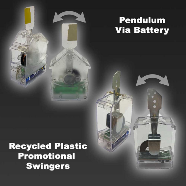 Battery Promotional Pendulum