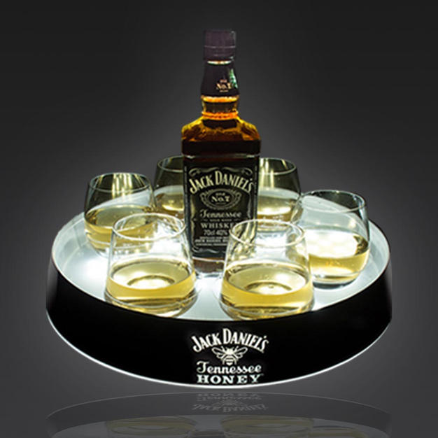 LED Serving Trays