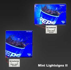 Mini Lightsign PIR Activation