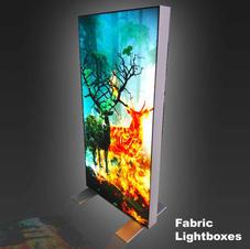 Fabric LED Lightbox