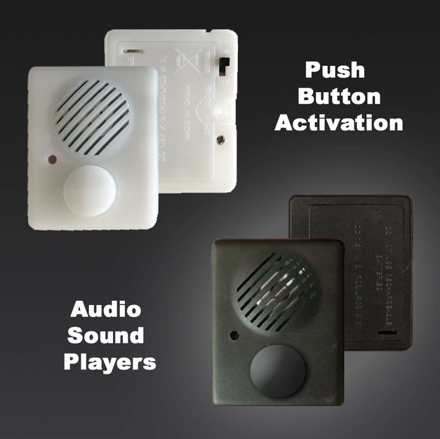 Audio Sound Box Player Push-Button