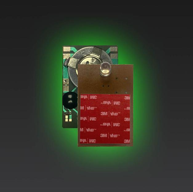 Flashing LED Pad