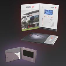 Video Brochure - Video Business Cards