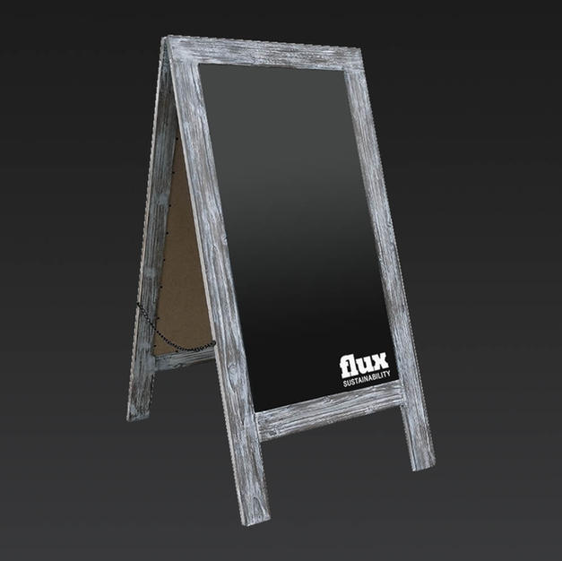 Chalk and Poster A-Boards