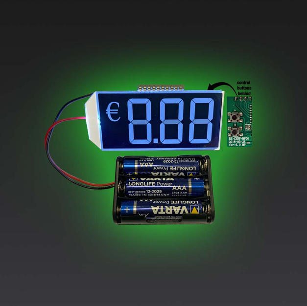 Digital LCD Electronic Pricer